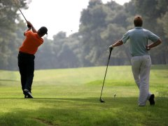 golf courses in SCV