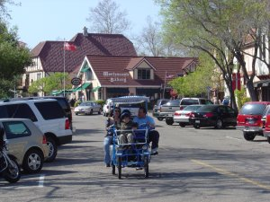 Tour Solvang by Quad