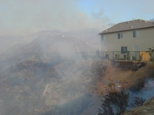 Wildfires are a reality in Los Angeles County