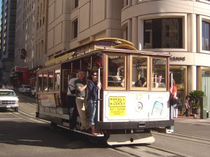 Historic Cable Cars