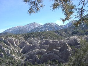 Devil's Punchbowl, Feb 3, 2007