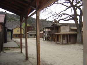 Paramount Movie Ranch