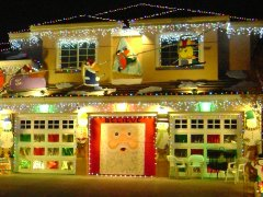 Christmas Holiday Lights SCV