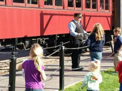 1880 Train Black Hills Central Railroad