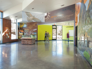 Vasquez Rocks Interpretive Center