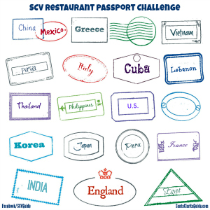 Restaurant Passport