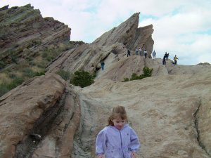 Vasquez Rocks - Los Angeles (LA) County Parks - Santa