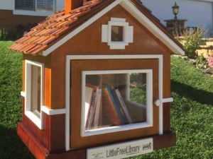 SCV Little Free Libraries
