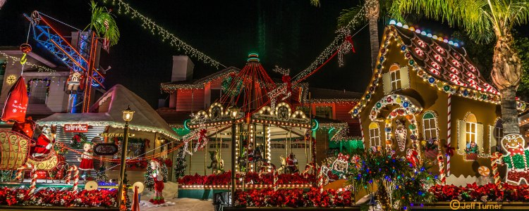 2017 best holiday christmas light displays tree lighting ceremonies in los angeles southern california - Holiday Christmas Lights
