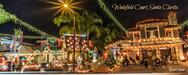 2018 holiday celebrations and light displays in the scv - Christmas Lights In Santa Clarita