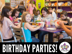 As You Wish Pottery birthday parties