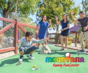 Mountasia mini golf