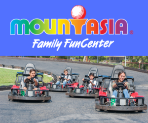 Mountasia go carts
