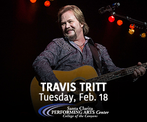 Travis Tritt at COC PAC