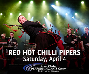 Red Hot Chili Pipers at COC PAC