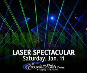 Laser Spectacular at COC PAC