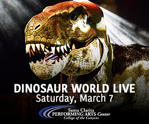 Dino Live at COC PAC