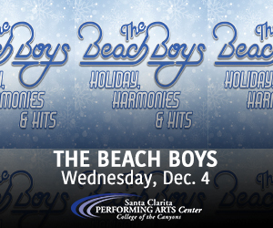 Beach Boys at COC PAC
