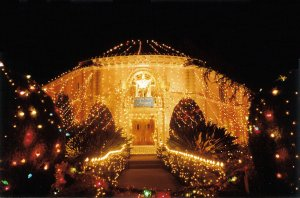balian house altadena - Hastings Ranch Christmas Lights