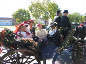 Victorian Christmas House Tours, Oxnard