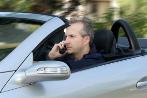 What is the California cell phone law