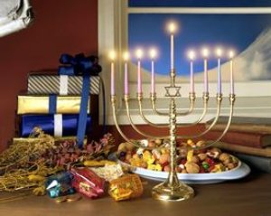 Hanukkah is celebrated mid to late December