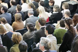 The SBDC offers conferences for business owners.