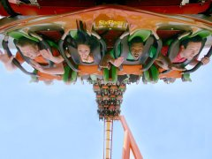 Six Flags Magic Mountain Discounted Tickets